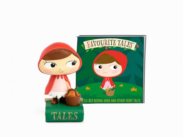 Tonies Hörfigur: Little Red Riding Hood and other fairy tales (Englische Version)