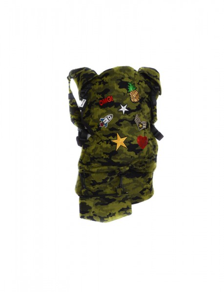 BiMBi baby carrier - Mini - Camouflage SALE