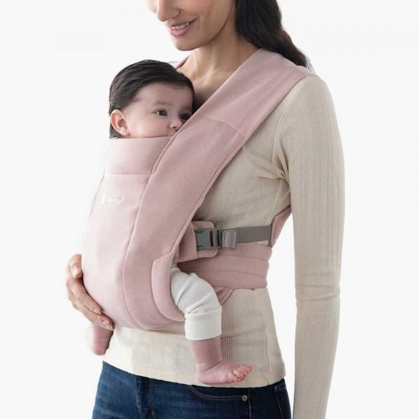 Ergobaby Embrace Neugeborenentrage Blush Pink