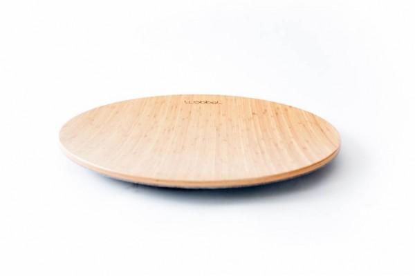 Wobbel360 Balance Board Bambus gepresstem filz Baby Maus