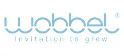 Wobbel Balance Board Original Limited Edition Tiefsee