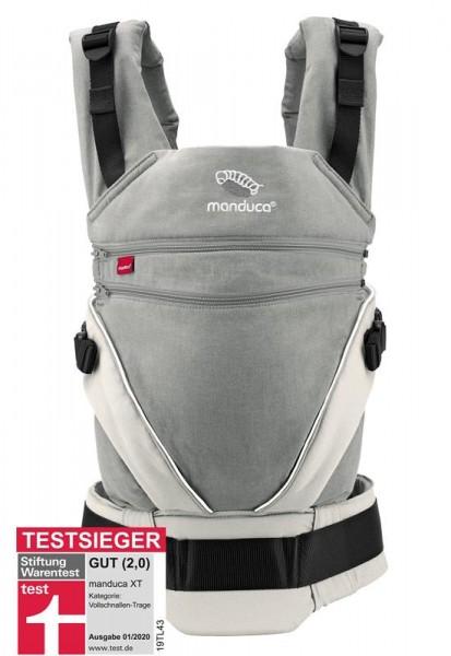 manduca XT Cotton grey-white