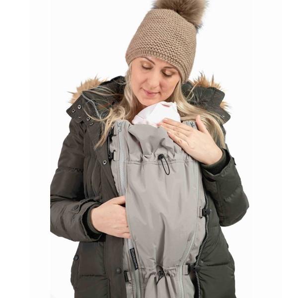 Cocoome 2in1 Winter Edition inkl. Wind & Wetter Modul - Inlay Ganzjahres-Kombi Jackenerweiterung