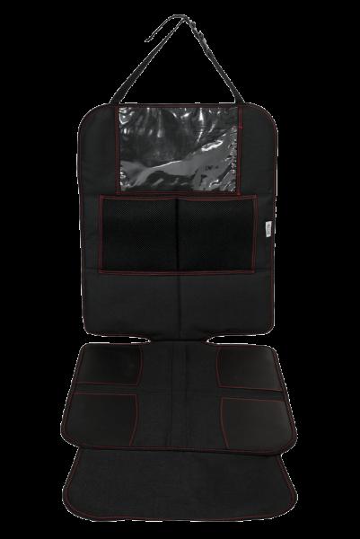 Axkid Seat protection premium / Sitzschutz mit iPad/Tablet-Halterung