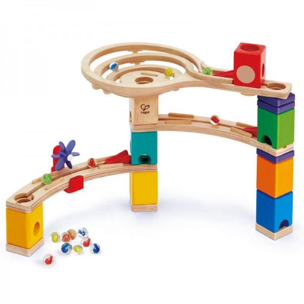 Hape Quadrilla Kugelbahn - Endspurt - Alter: 4+ Jahre E6021