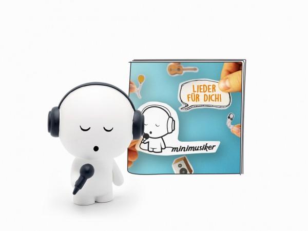 Tonies Hörfigur: Minimusiker - Lieder für dich