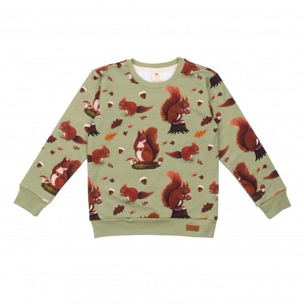 Walkiddy Sweatshirt - Squirrel Family