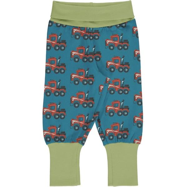 Maxomorra Pants Rib Highway Truck