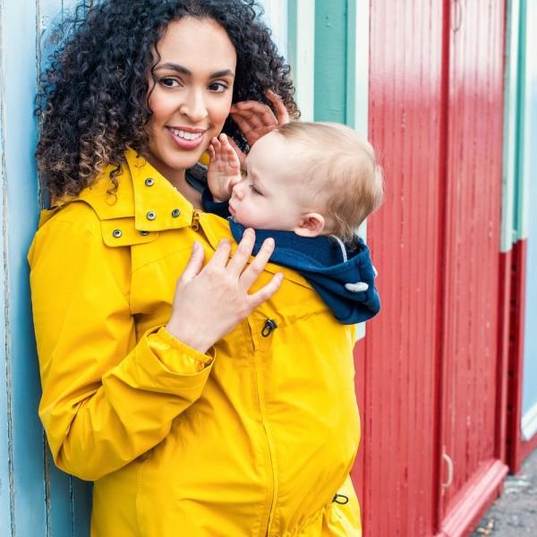 Wombat & Co. NUMBAT GO Schwangerschafts- und Babytrage-Jacke