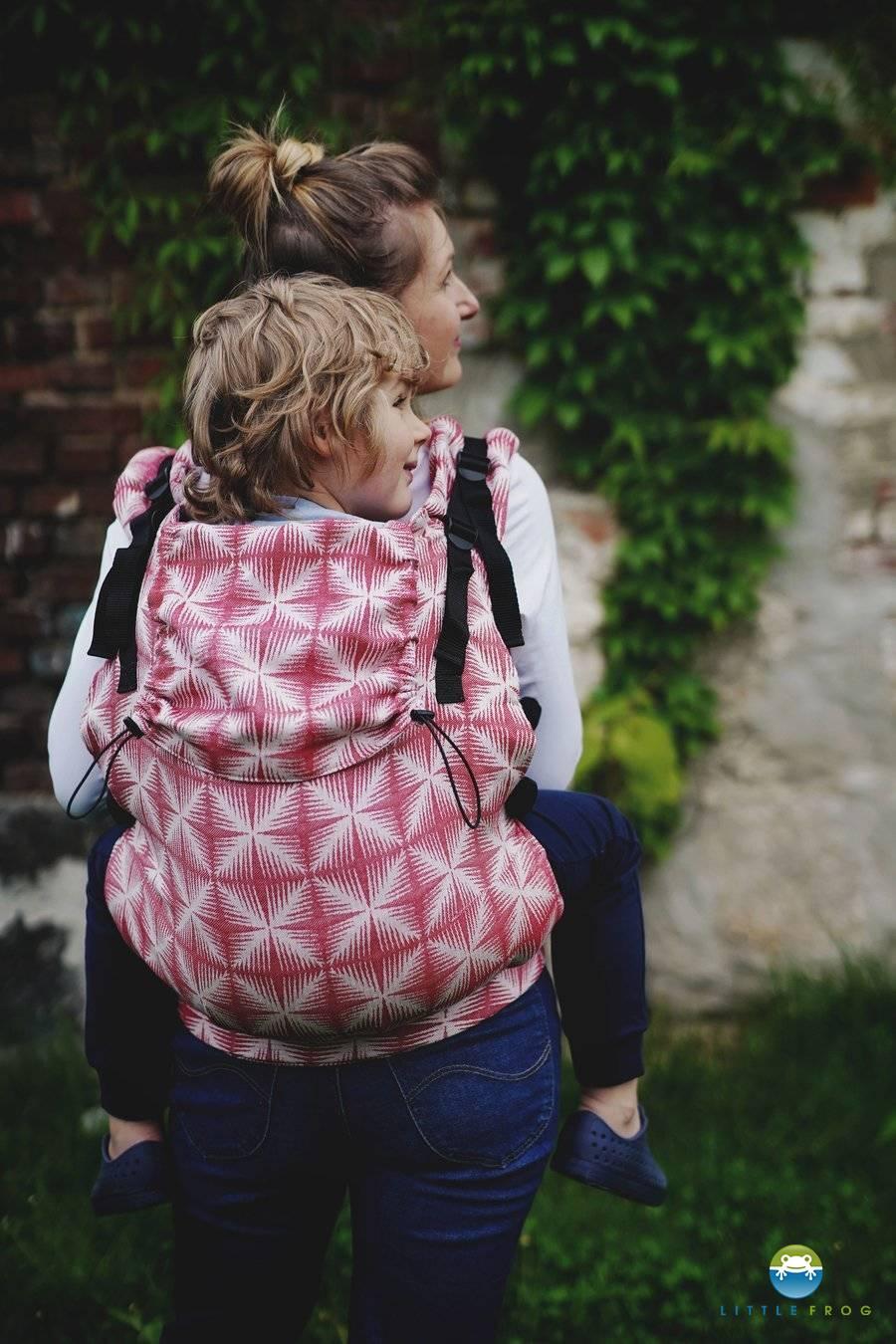 eng_pl_Little-Frog-XL-Toddler-Carrier-Red-Glimmer-7552_1